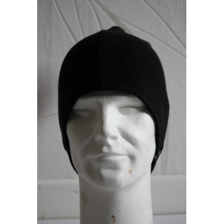 Bonnet long noir