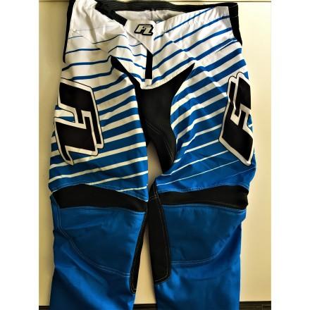 Pantalon Striped Bleu / Blanc 32 ou 36