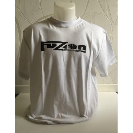 T-shirt Homme FZ Blanc